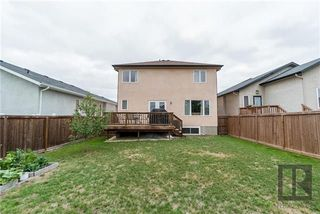 Photo 19: 22 Brookland Bay in Winnipeg: South Pointe Residential for sale (1R)  : MLS®# 1821047
