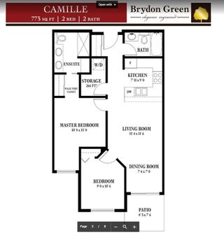 "Photo 18: 408 19940 BRYDON Crescent in Langley: Langley City Condo for sale in ""Brydon Green"" : MLS®# R2300623"