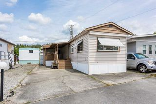 "Main Photo: 82 201 CAYER Street in Coquitlam: Maillardville Manufactured Home for sale in ""WILDWOOD PARK"" : MLS®# R2324141"