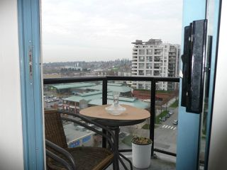 "Photo 9: 803 55 TENTH Street in New Westminster: Downtown NW Condo for sale in ""WESTMINSTER TOWERS"" : MLS®# R2324316"