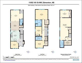 Photo 30: 11053 161 Street in Edmonton: Zone 21 House for sale : MLS®# E4137769