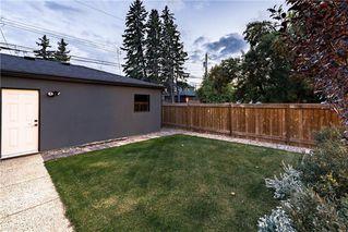 Photo 34: 2009 24 Avenue NW in Calgary: Banff Trail Semi Detached for sale : MLS®# C4219750
