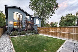 Photo 31: 2009 24 Avenue NW in Calgary: Banff Trail Semi Detached for sale : MLS®# C4219750