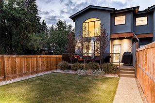Photo 32: 2009 24 Avenue NW in Calgary: Banff Trail Semi Detached for sale : MLS®# C4219750