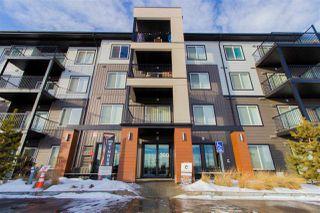 Main Photo: 132 390 Windermere Road in Edmonton: Zone 56 Condo for sale : MLS®# E4139153