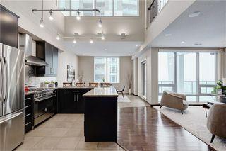Photo 2: 2305 1410 1 Street SE in Calgary: Beltline Apartment for sale : MLS®# C4222509