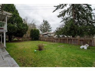 Photo 18: 2457 LILAC Crescent in Abbotsford: Abbotsford West House for sale : MLS®# R2333747