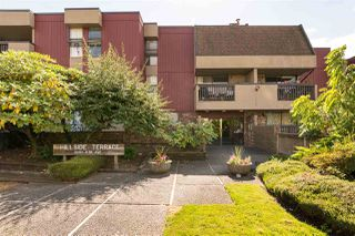 """Main Photo: 305 1040 FOURTH Avenue in New Westminster: Uptown NW Condo for sale in """"HILLSIDE TERRACE"""" : MLS®# R2334752"""