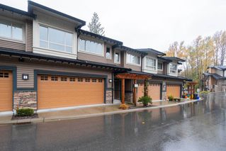 "Main Photo: 34 23986 104 Avenue in Maple Ridge: Albion Townhouse for sale in ""Spencer Brook"" : MLS®# R2338442"