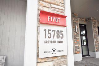 "Photo 2: 404 15785 CROYDON Drive in Surrey: Grandview Surrey Condo for sale in ""Pivot at Morgan Crossing"" (South Surrey White Rock)  : MLS®# R2345549"