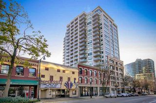 """Photo 1: 1911 668 COLUMBIA Street in New Westminster: Quay Condo for sale in """"TRAPP & HOLBROOK"""" : MLS®# R2348799"""
