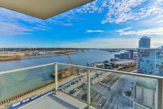 """Photo 18: 1911 668 COLUMBIA Street in New Westminster: Quay Condo for sale in """"TRAPP & HOLBROOK"""" : MLS®# R2348799"""