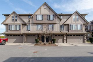 """Main Photo: 29 46321 CESSNA Drive in Chilliwack: Chilliwack E Young-Yale Townhouse for sale in """"Cessna Landing"""" : MLS®# R2350894"""