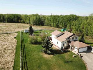 Photo 1: 45 54120 RGE RD 12: Rural Parkland County House for sale : MLS®# E4149724