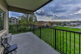"Photo 14: 302 11935 BURNETT Street in Maple Ridge: East Central Condo for sale in ""KENSINGTON PLACE"" : MLS®# R2361474"