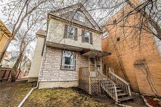 Photo 1: 226 Walnut Street in Winnipeg: Wolseley Residential for sale (5B)  : MLS®# 1909832