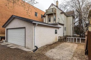 Photo 2: 226 Walnut Street in Winnipeg: Wolseley Residential for sale (5B)  : MLS®# 1909832