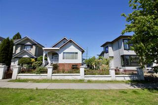 Main Photo: 4161 PANDORA Street in Burnaby: Vancouver Heights House for sale (Burnaby North)  : MLS®# R2369098