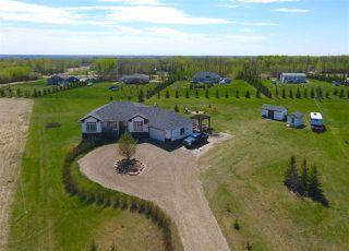 Main Photo: 44 53522 RGE RD 272: Rural Parkland County House for sale : MLS®# E4156710
