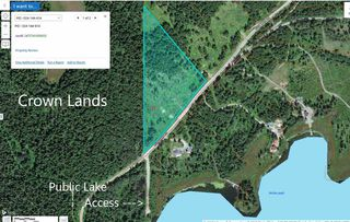 Main Photo: LOT 1 RUTH LAKE Road: Forest Grove Land for sale (100 Mile House (Zone 10))  : MLS®# R2373731