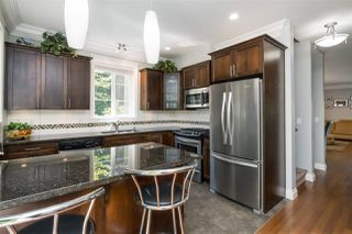 """Photo 9: 30 35626 MCKEE Road in Abbotsford: Abbotsford East Townhouse for sale in """"LEDGEVIEW VILLAS"""" : MLS®# R2373677"""