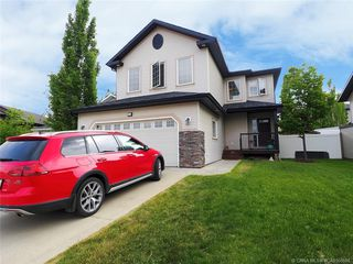 Main Photo: 43 Ashton Close in Red Deer: RR Aspen Ridge Residential for sale : MLS®# CA0168888