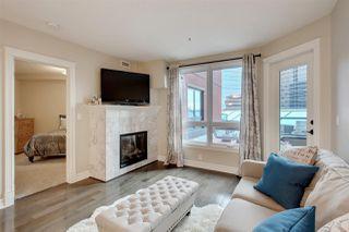 Photo 14: 407 10142 111 Street in Edmonton: Zone 12 Condo for sale : MLS®# E4169624