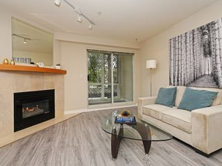 "Photo 3: 204 1163 THE HIGH Street in Coquitlam: North Coquitlam Condo for sale in ""KENSINGTON COURT"" : MLS®# R2406076"