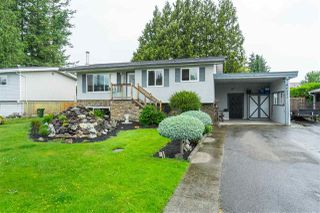 Photo 1: 46521 GILBERT Avenue in Chilliwack: Fairfield Island House for sale : MLS®# R2420328