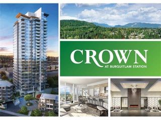 """Photo 20: 2102 520 COMO LAKE Avenue in Coquitlam: Coquitlam West Condo for sale in """"THE CROWN"""" : MLS®# R2422498"""