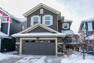 Photo 1: 4369 CRABAPPLE Crescent in Edmonton: Zone 53 House for sale : MLS®# E4185673