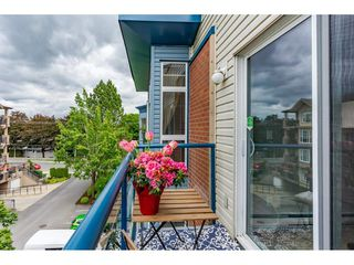 """Photo 22: 407 20277 53RD Avenue in Langley: Langley City Condo for sale in """"THE METRO II"""" : MLS®# R2466451"""