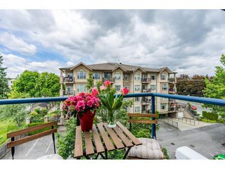 """Photo 21: 407 20277 53RD Avenue in Langley: Langley City Condo for sale in """"THE METRO II"""" : MLS®# R2466451"""