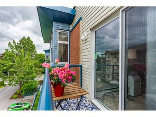 """Photo 23: 407 20277 53RD Avenue in Langley: Langley City Condo for sale in """"THE METRO II"""" : MLS®# R2466451"""