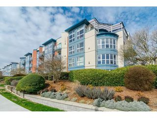 """Photo 2: 407 20277 53RD Avenue in Langley: Langley City Condo for sale in """"THE METRO II"""" : MLS®# R2466451"""