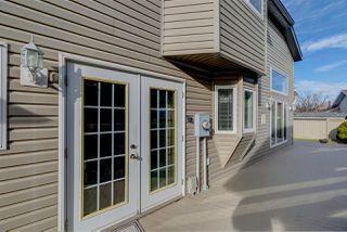 Photo 38: 16 HILLSIDE Way: Stony Plain House for sale : MLS®# E4205189