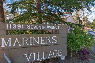 "Main Photo: 3 11391 7TH Avenue in Richmond: Steveston Village Townhouse for sale in ""MARINERS VILLAGE"" : MLS®# R2482427"