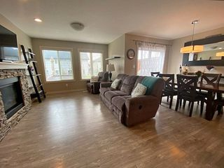Photo 8: 132 AXBRIDGE Gate: Sherwood Park House Half Duplex for sale : MLS®# E4211210