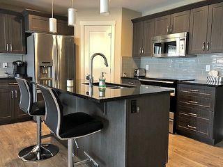 Photo 5: 132 AXBRIDGE Gate: Sherwood Park House Half Duplex for sale : MLS®# E4211210