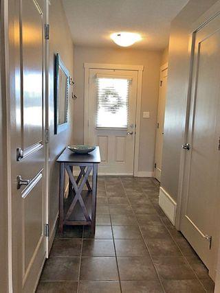 Photo 3: 132 AXBRIDGE Gate: Sherwood Park House Half Duplex for sale : MLS®# E4211210