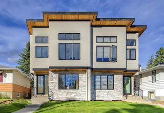 Main Photo: 2614 Exshaw Road NW in Calgary: Banff Trail Semi Detached for sale : MLS®# A1031290
