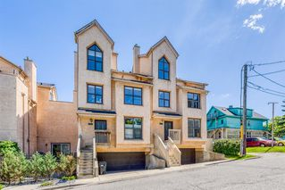 Main Photo: 2206 15 Street SW in Calgary: Bankview Row/Townhouse for sale : MLS®# A1035449