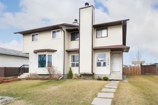 Main Photo: 3920 44 Avenue NE in Calgary: Whitehorn Semi Detached for sale : MLS®# A1047884