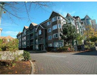 "Photo 1: 406 3085 PRIMROSE LN in Coquitlam: North Coquitlam Condo for sale in ""LAKESIDE TERRACE"" : MLS®# V564766"