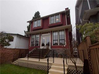 Photo 2: 4058 W 20TH AV in Vancouver: Dunbar House for sale (Vancouver West)  : MLS®# V941003