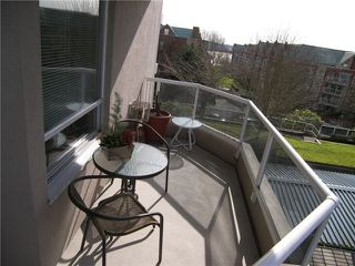 Photo 17: # 505 1185 QUAYSIDE DR in New Westminster: Quay Condo for sale : MLS®# V1024904