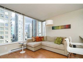 "Photo 4: 1203 1001 RICHARDS Street in Vancouver: Downtown VW Condo for sale in ""MIRO"" (Vancouver West)  : MLS®# V1029067"