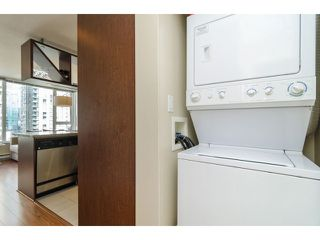 "Photo 17: 1203 1001 RICHARDS Street in Vancouver: Downtown VW Condo for sale in ""MIRO"" (Vancouver West)  : MLS®# V1029067"