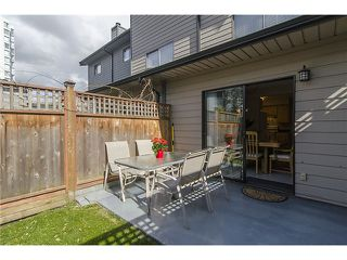 Photo 13: 250 BALMORAL Place in Port Moody: North Shore Pt Moody Townhouse for sale : MLS®# V1054135