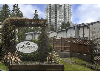 Photo 15: 250 BALMORAL Place in Port Moody: North Shore Pt Moody Townhouse for sale : MLS®# V1054135